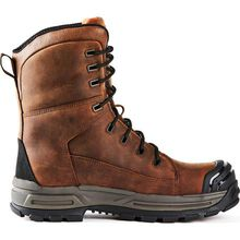 Helly Hansen Denison Men's 8 Inch Composite Toe Waterproof Work Boot