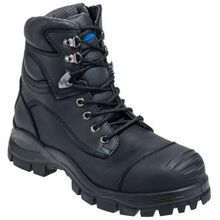 Blundstone Xfoot Steel Toe Side-Zip Hiking Boot