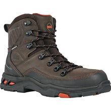HOSS Traverse Men's Composite Toe Electrical Hazard Puncture-Resisting Waterproof Leather Work Boot