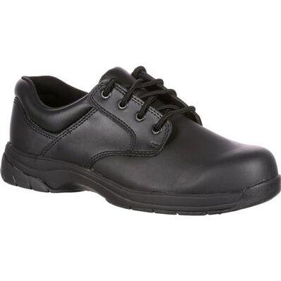 Rocky SlipStop 911 Plain Toe Oxford Shoe, , large