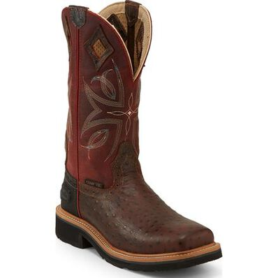 Justin Work Gypsy Kylee Women's Composite Toe Electrical Hazard Western Pull-on Work Boot, , large