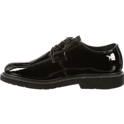 Rocky High-Gloss Dress Leather Oxford Shoe, , large