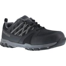 Reebok Sublite Steel Toe Static-Dissipative Slip-Resistant Work Athletic Shoe
