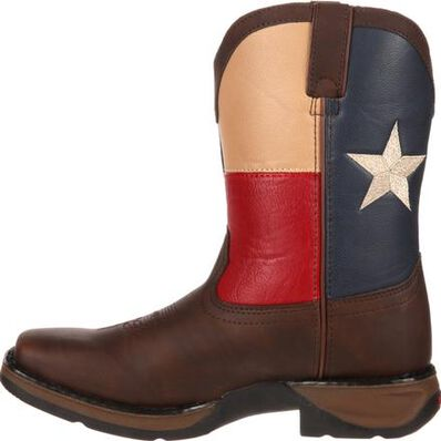 LIL' DURANGO® Kids' Texas Flag Western Boot, , large