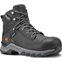 Timberland PRO Hypercharge Men's 6 inch Composite Toe Waterproof Leather Work Hiker