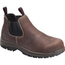 Avenger Foreman Men's Composite Toe Electrical Hazard Puncture-Resistant Pull-On Romeo