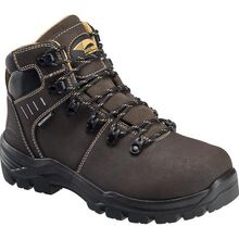 Avenger Foundation Women's Internal Met Guard Carbon Fiber Toe Puncture-Resistant Waterproof Work Boots