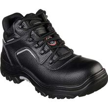 SKECHERS Work Burgin Sosder Composite Toe Puncture-Resistant Work Boot