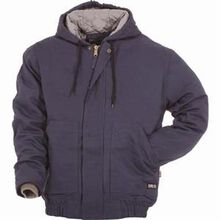 Berne FR Quilt-Lined Hooded Jacket
