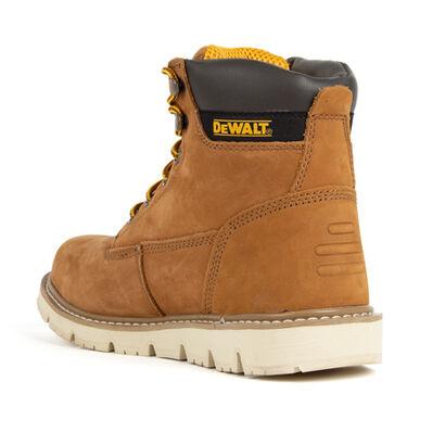 DEWALT® Flex Men's Steel Toe Gold Wedge Work Boots, , large