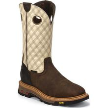 Justin Work Commander-X5™ Roughneck Steel Toe Pull-On Work Boot
