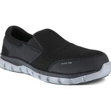 Reebok Sublite Cushion Work Men's Alloy Toe Electrical Hazard Work Athletic Oxford Slip-on Shoe