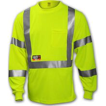 Tingley Job Sight FR Unisex Class 3 Fire-Resistant T-Shirt