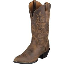 Ariat Heritage Women's R Toe Western Boot