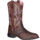 Ariat Heritage Stockman Women's Saddle Western Boot, , medium