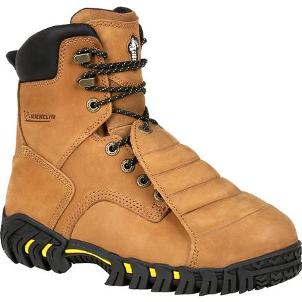 Michelin® Sledge Steel Toe Metatarsal Work Boots