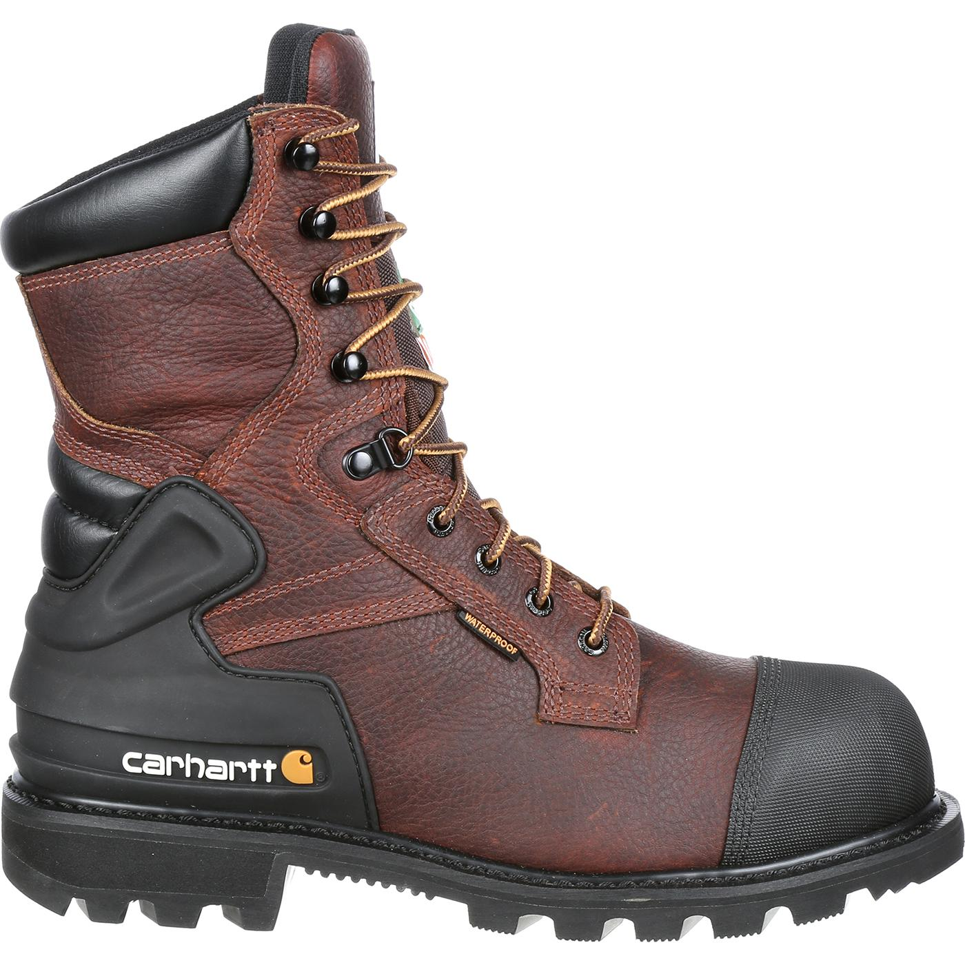 Carhartt Steel Toe Csa Approved Puncture Resistant Work
