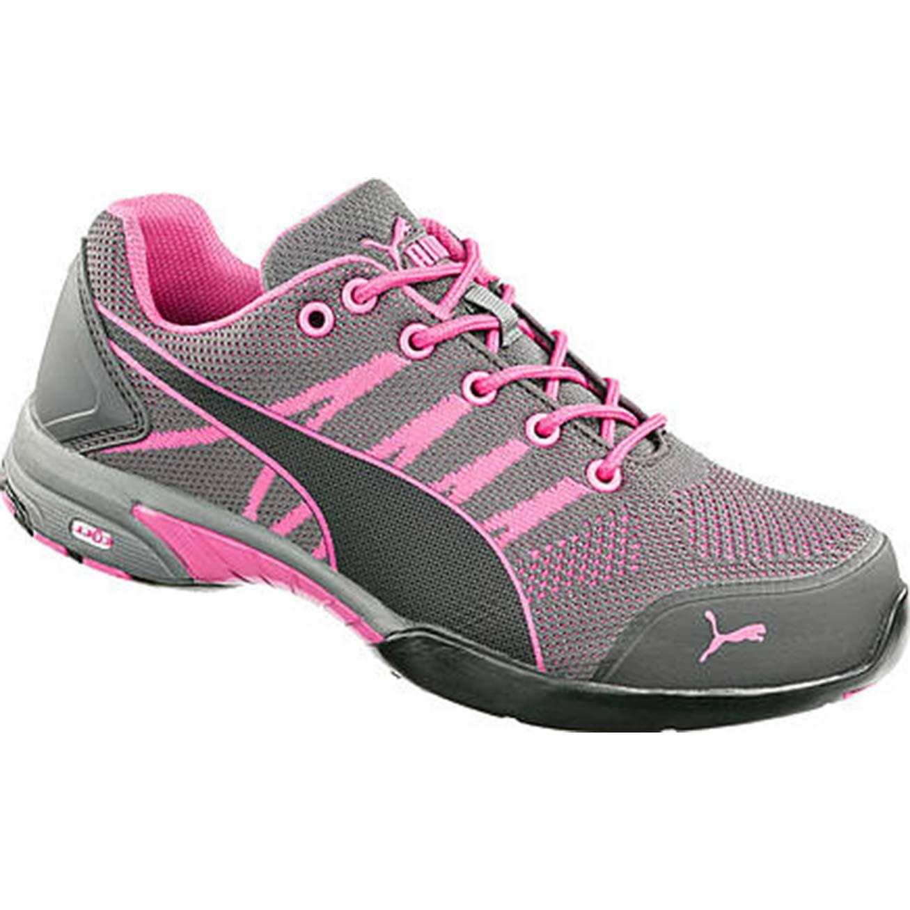 Puma Miss Safety Motion Celerity Knit Women s Steel Toe Static-Dissipative  Work Athletic ShoePuma Miss Safety Motion Celerity Knit Women s Steel Toe  ... c7d34a3c3