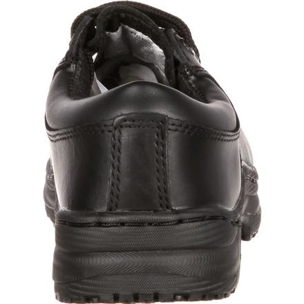SlipGrips Steel Toe Slip Resistant Oxford
