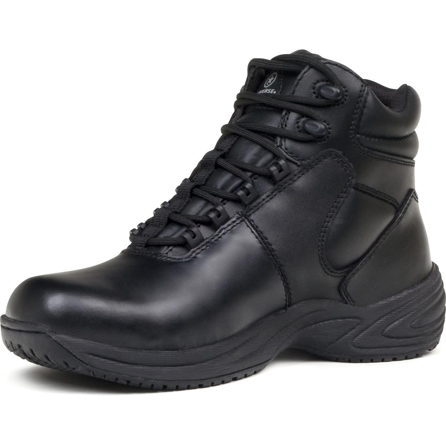High Top Slip Resistant Work Shoes