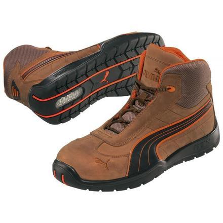 88f46ef9076e Puma Motorsport Style Steel Toe SD HiTop Work Shoe
