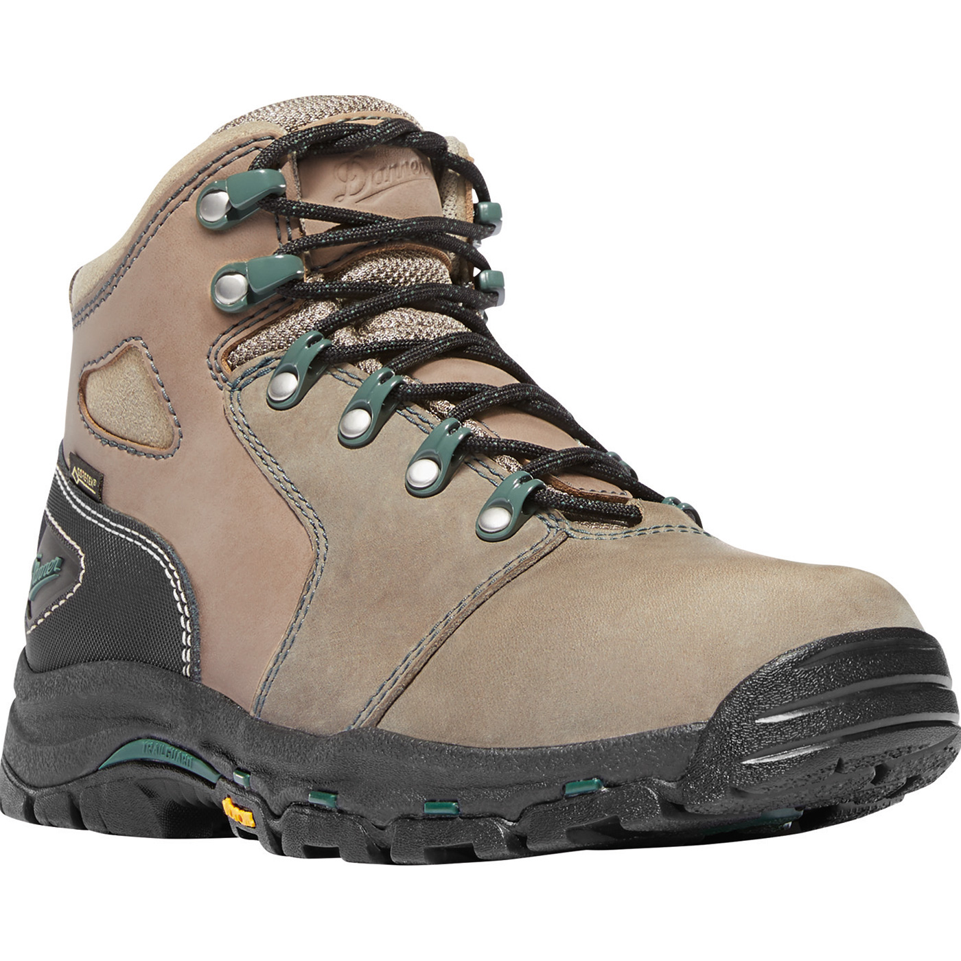 05272dfd4f4 Danner Vicious Women's 4 Inch Composite Toe Electrical Hazard Waterproof  Work Hiker