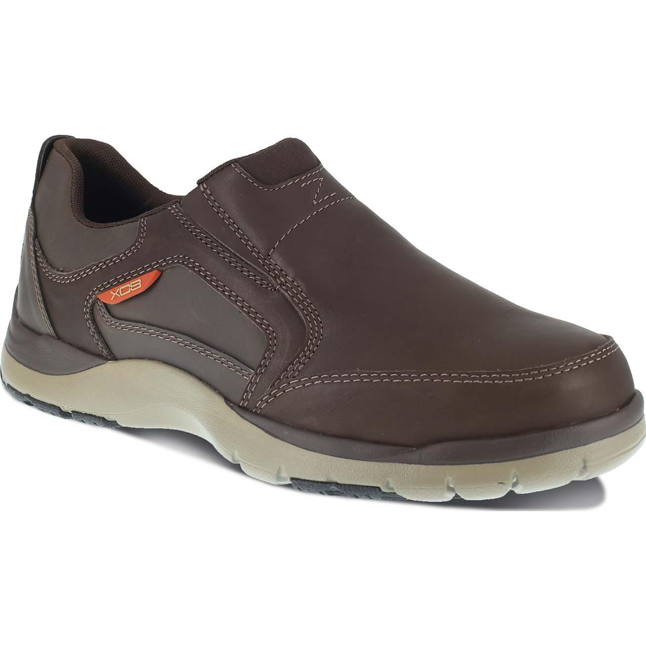 Rockport Works Kingstin Work Steel Toe Static Dissipative