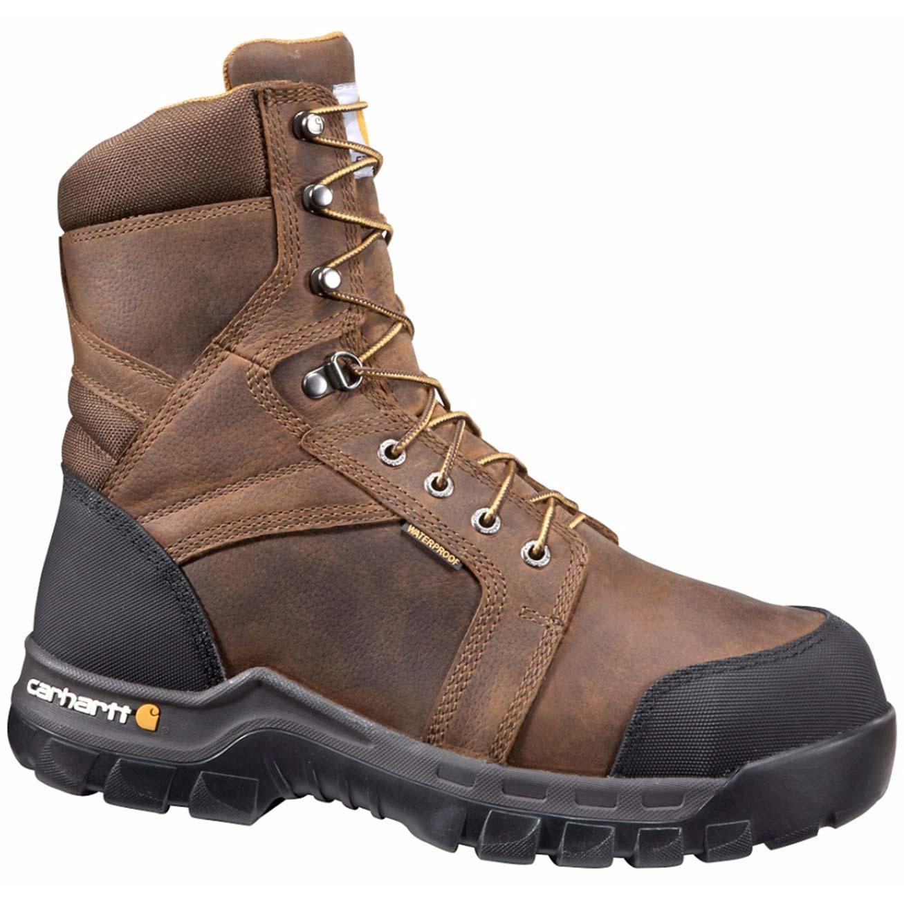 45557e01fb1 Carhartt Composite Toe Internal Met Guard Waterproof Work Hiker