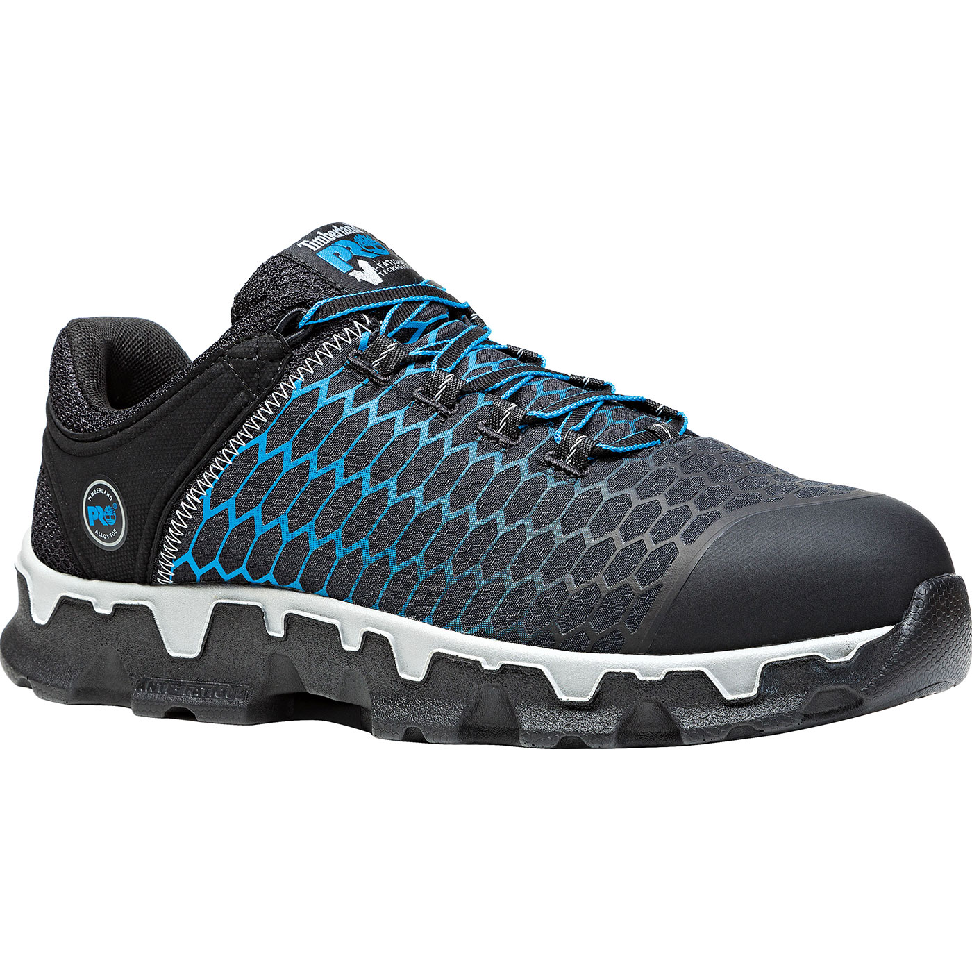 Timberland Pro Powertrain Sport Alloy Toe Work Athletic