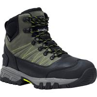 RefrigiWear Tungsten Hiker Men's Composite Toe Electrical Hazard 600G Insulated Waterproof Hiker, , medium