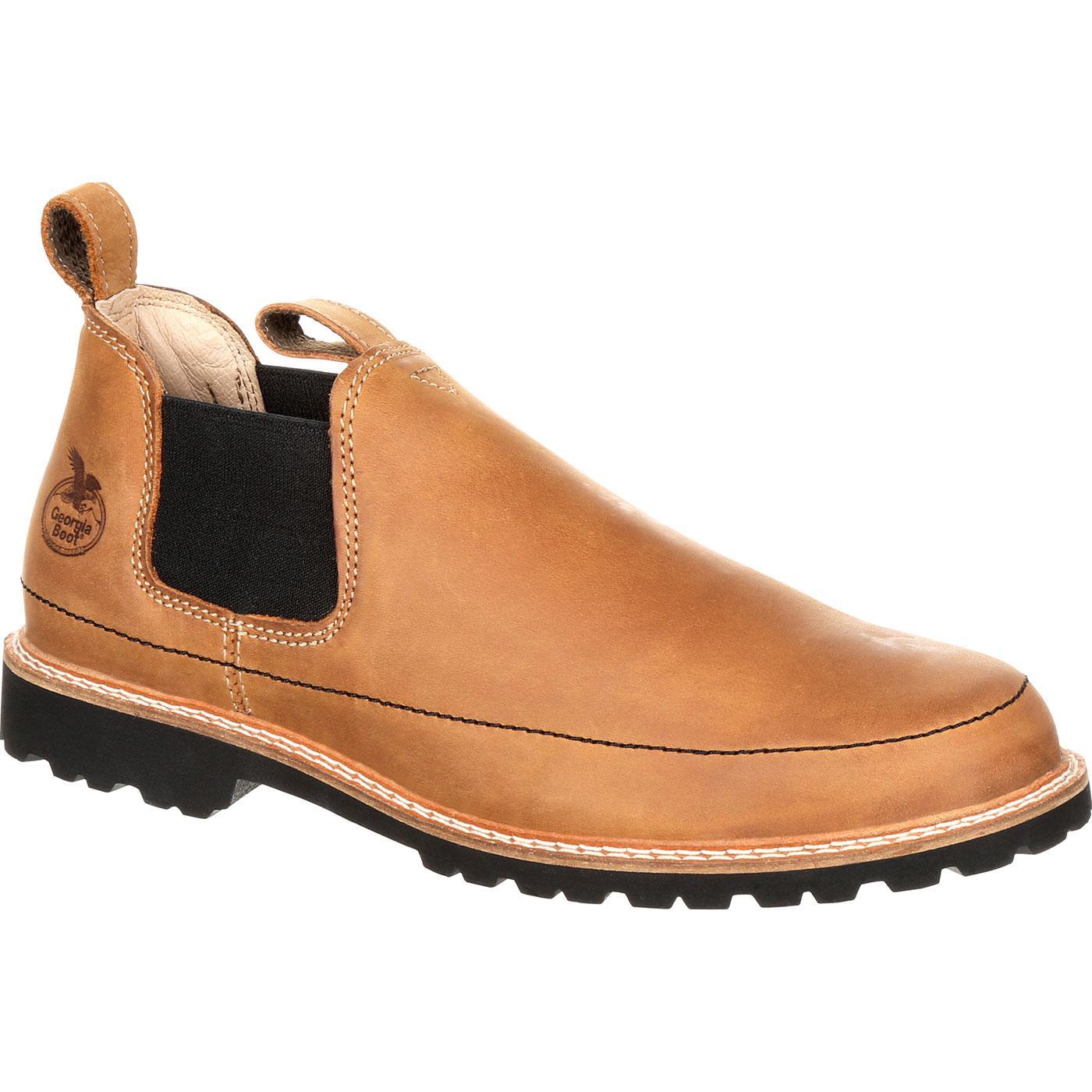 Keen Slip On Insulated Shoe Wide Width Men S Utility