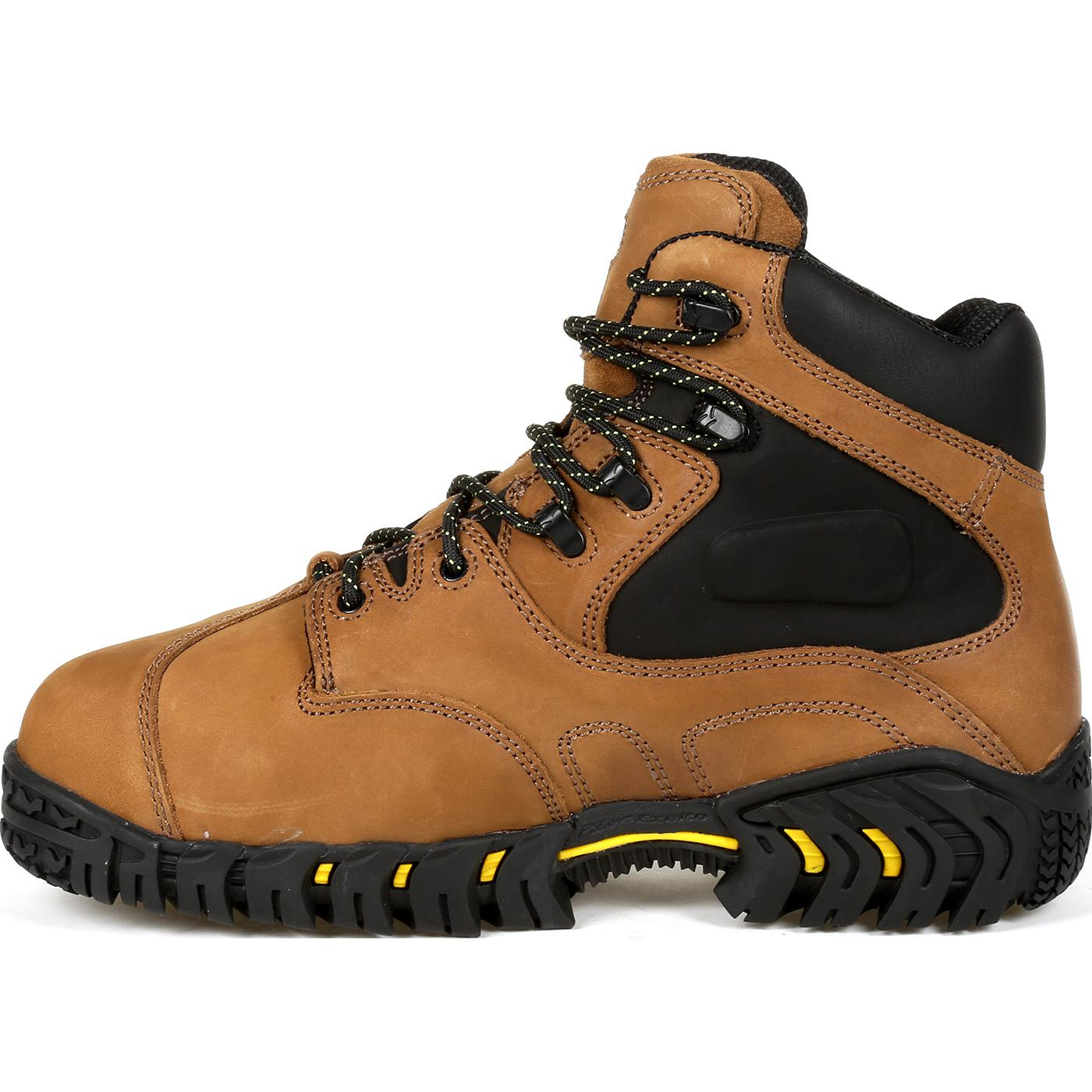 4bd22cdf707 Michelin® Steel Toe Internal Met Guard Work Boot