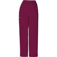 Cherokee Women's Wine Utility Pant, , medium