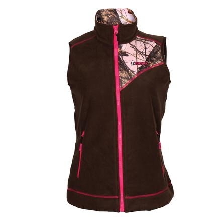 Rocky Women's Full Zip Fleece Vest