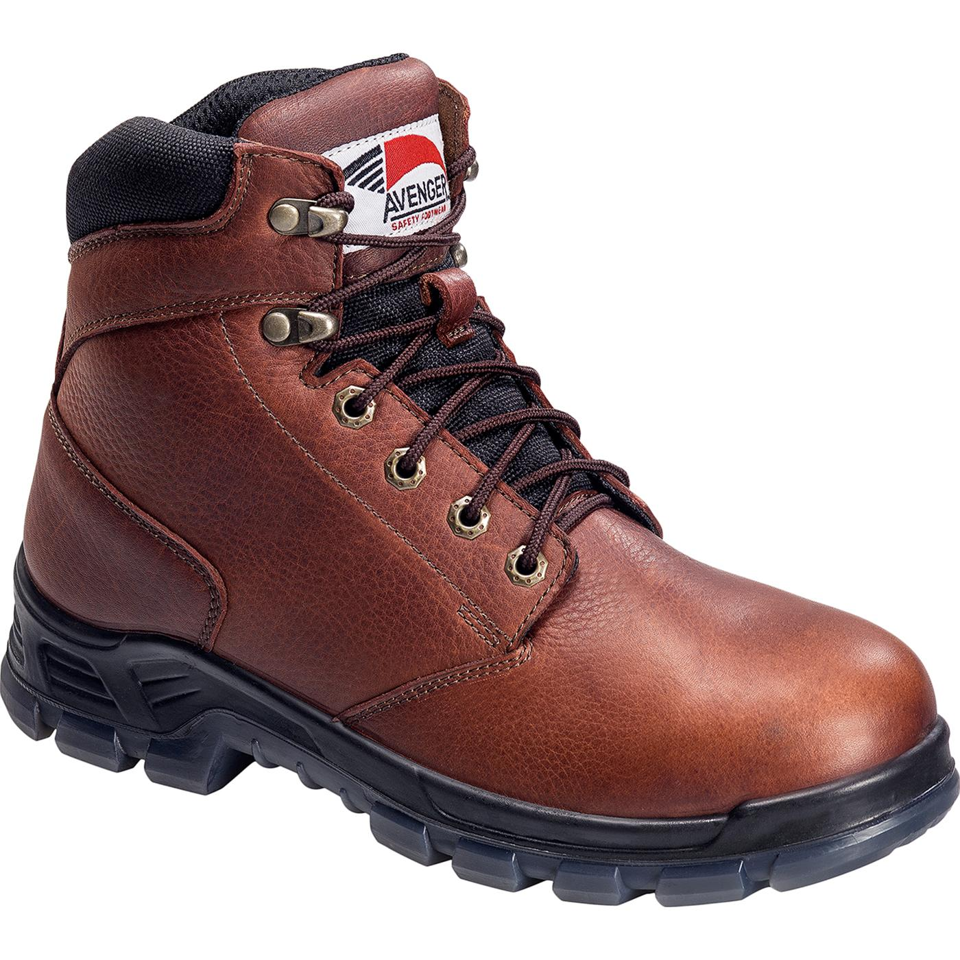Steel Toe Work Shoes Waterproof