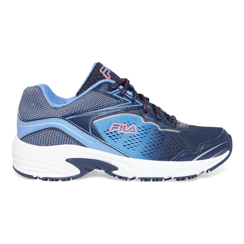 83a98ab2 Fila Memory Runtronic Women's Slip-Resistant Work Athletic Shoe