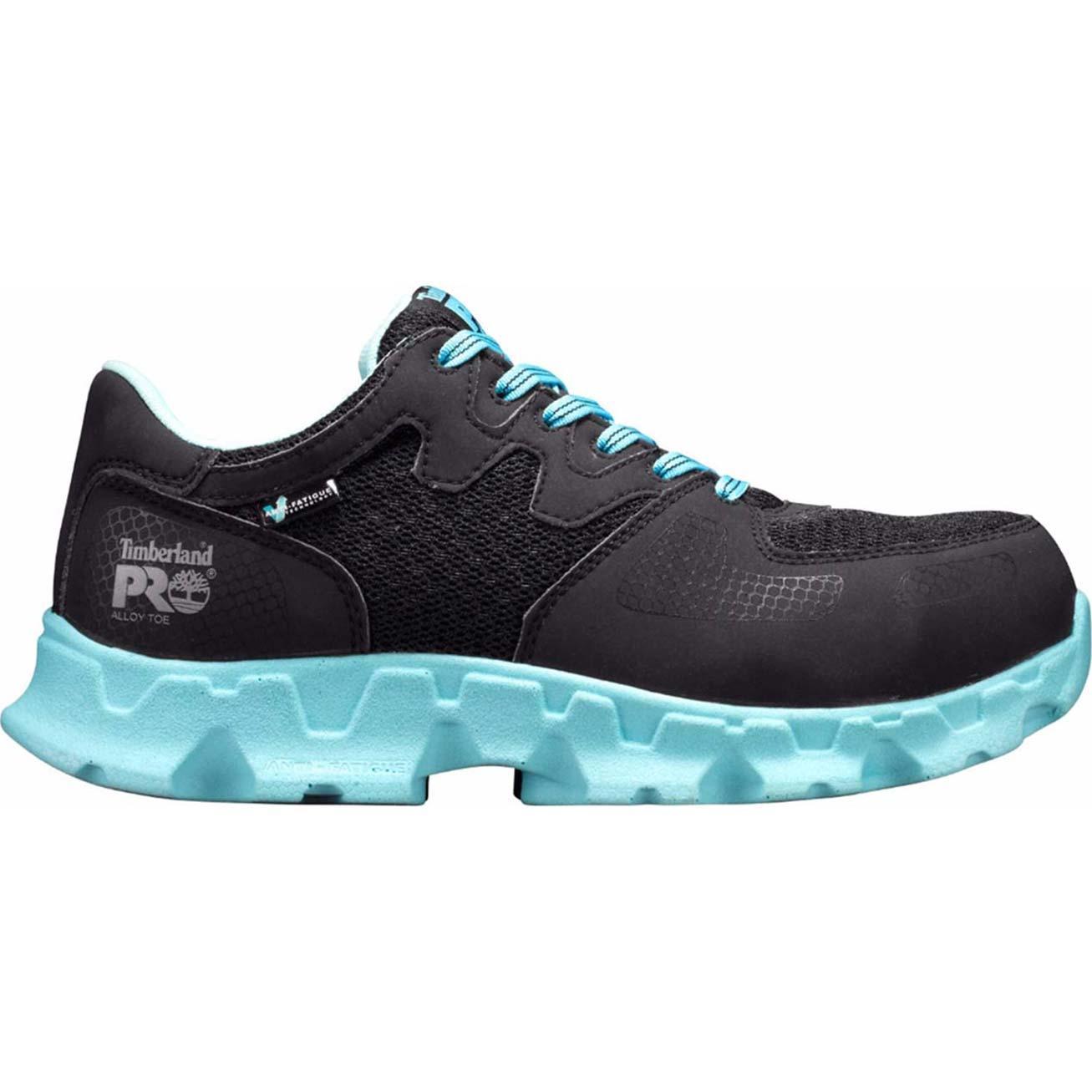 Timberland Pro Powertrain Alloy Toe Static Dissipative Work Athletic Shoe