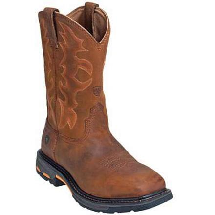 0d5d129e6a3 Ariat WorkHog Wide Square Steel Toe Western Work Boot