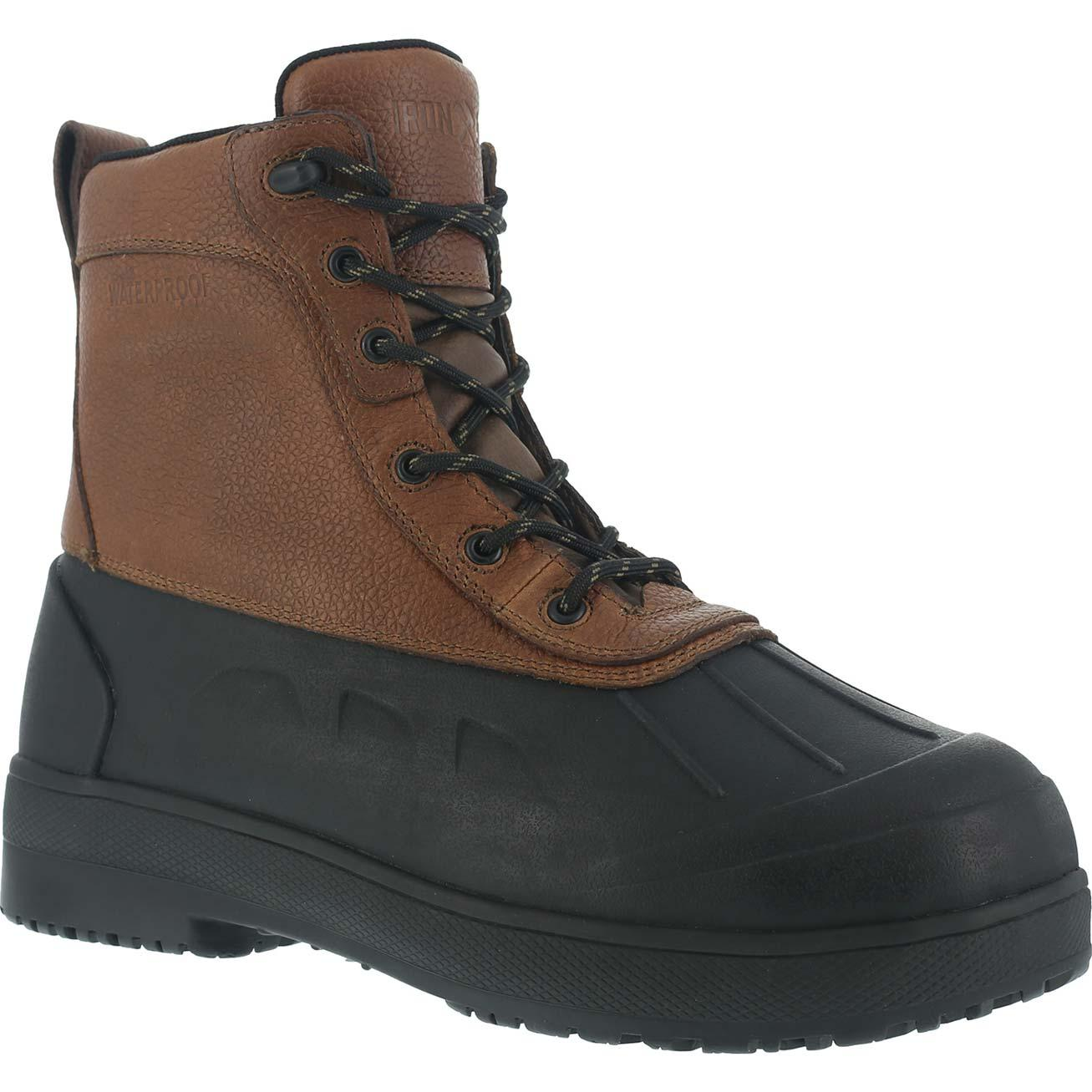 89ef2ef8391122 Iron Age Compound Men s Composite Toe Waterproof Work BootIron Age Compound Men s  Composite Toe Waterproof Work Boot