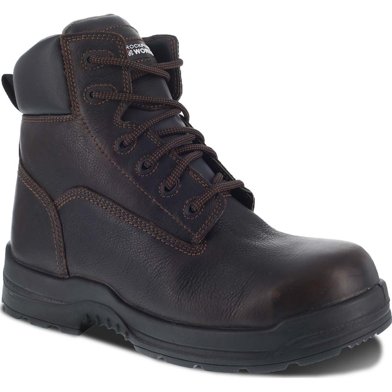 Rockport Works More Energy Composite Toe Static-Dissipative Work  BootRockport Works More Energy Composite Toe Static-Dissipative Work Boot da2ec601a