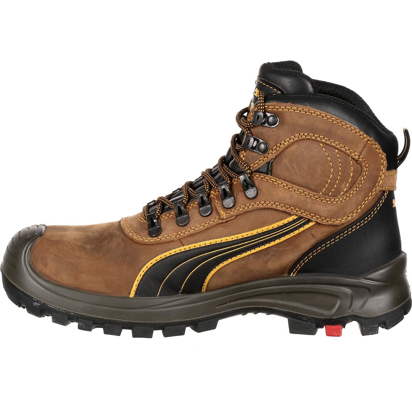 Puma Sierra Nevada Composite Toe Waterproof Hiker Work Shoe dd8346f7168