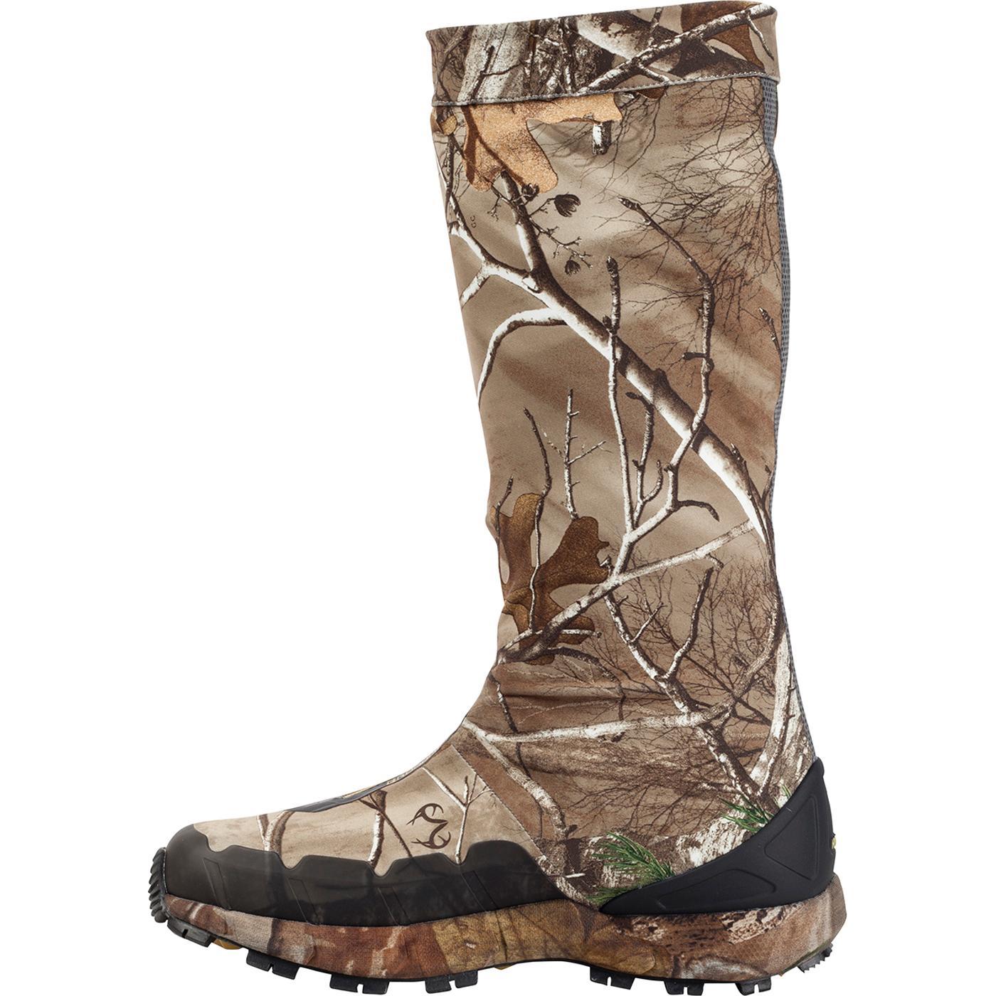 Men S Hidden Laces Waterproof Hunting Boot Rocky Broadhead