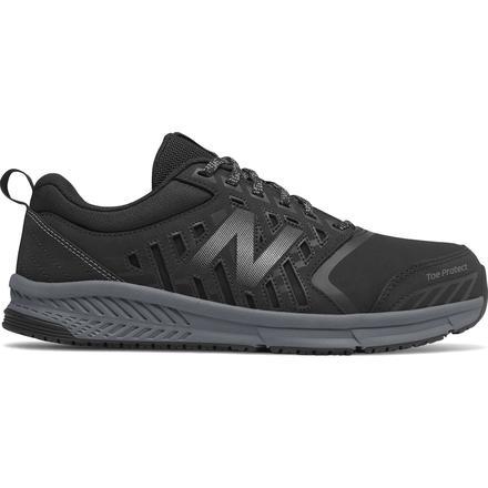 80dc6847e2cb New Balance 412v1 Men s Alloy Toe Black Athletic Work ShoesNew Balance  412v1 Men s Alloy Toe Black Athletic Work Shoes