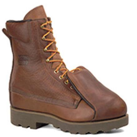 Metatarsal Work Boots w/ Steel Toe by Lehigh Safety Shoes #1246