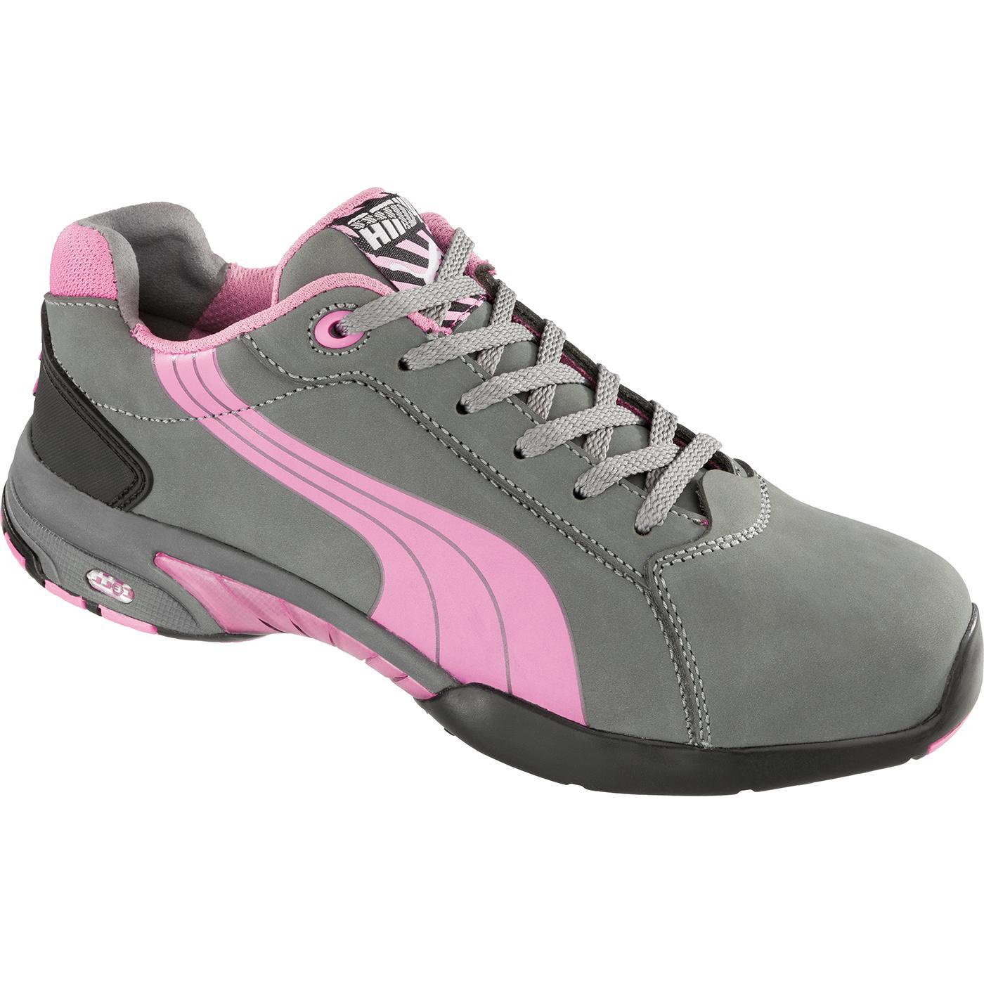 Puma Womenu0026#39;s Steel Toe Static-Dissipative Work Sneakers