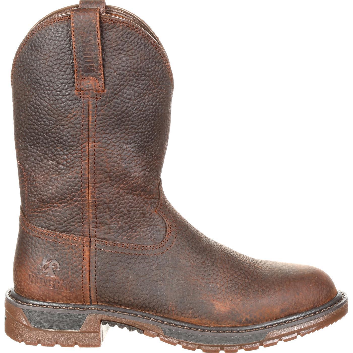 492e3ce87c5 Rocky Original Ride FLX Western Boot