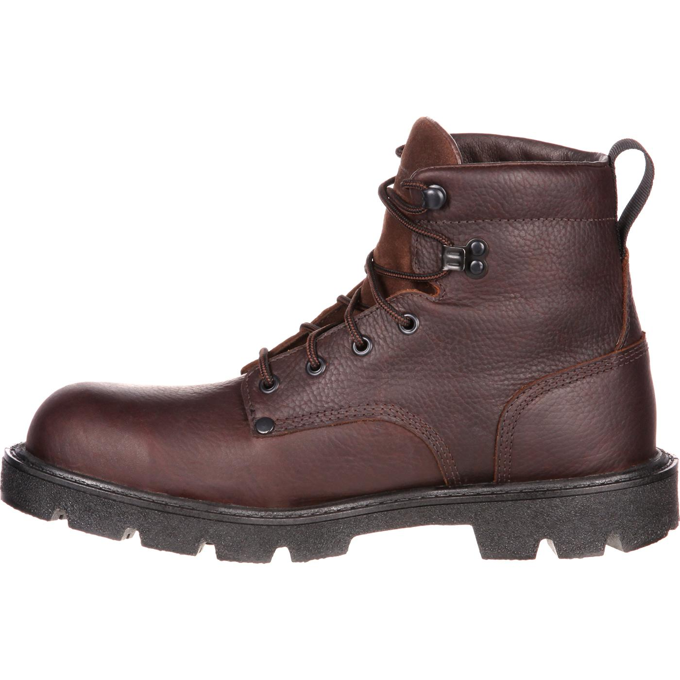 d27a8506b77 QUICKFIT Collection: Lehigh Safety Shoes Steel Toe Work Boot