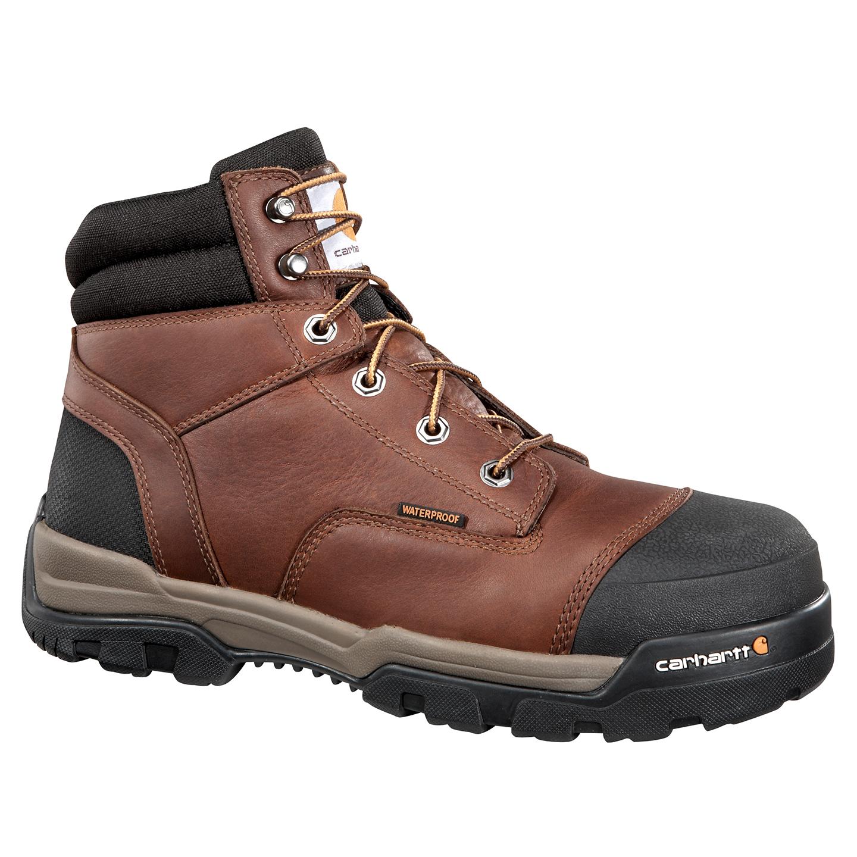 2b7d39e0e16 Carhartt Ground Force Men's Composite Toe Waterproof Electrical Hazard  Brown Work BootCarhartt Ground Force Men's Composite Toe Waterproof  Electrical Hazard ...
