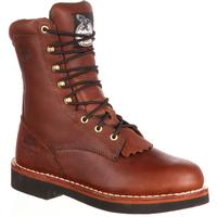 Georgia Boot Farm and Ranch Lacer Work Boot, , medium
