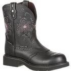 Justin Work Women's Steel Toe Western Waterproof Work Boot, , medium